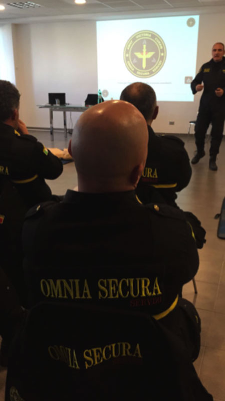 Training OMnia Secura Servizi